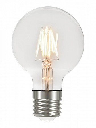 LÂMPADA LED FILAMENTO G95 4W 2700K E27