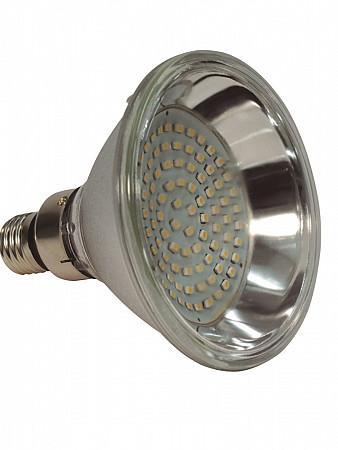 LÂMPADA LED PAR 38 6W 220V AZUL E27