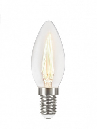 LÂMPADA LED FILAMENTO C35 VELA 3W 2700K E14