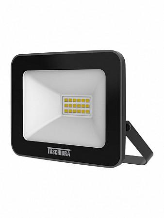 REFLETOR LED 20W 3000K PRETO