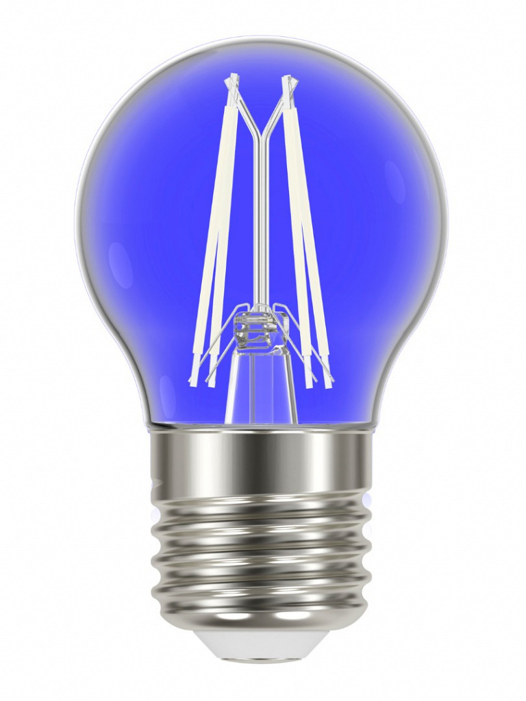 LÂMPADA LED FILAMENTO COLOR G45 4W E27