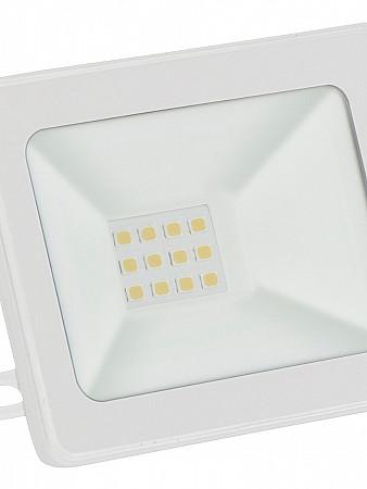 REFLETOR LED TR SLIM 10W BRANCO