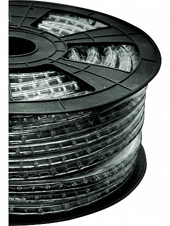 CORDA LUMINOSA LED 13MM 127V 2 FIOS | ROLO 44M