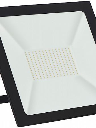 REFLETOR LED TR SLIM 150W PRETO