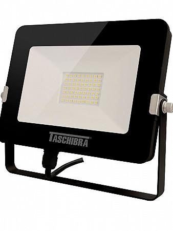 REFLETOR LED TR SLIM 30W PRETO