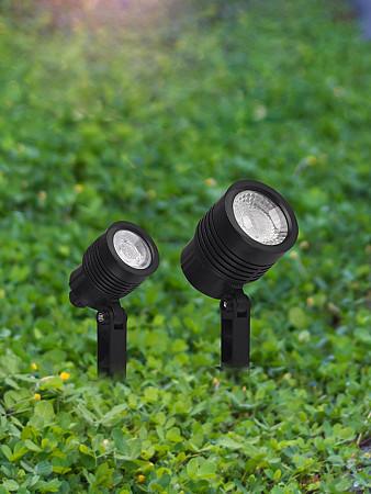 ESPETO LED PARA JARDIM NOIR | MR11 3W