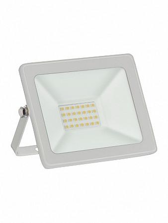 REFLETOR LED TR SLIM 20W BRANCO