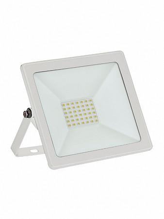 REFLETOR LED TR SLIM 30W BRANCO
