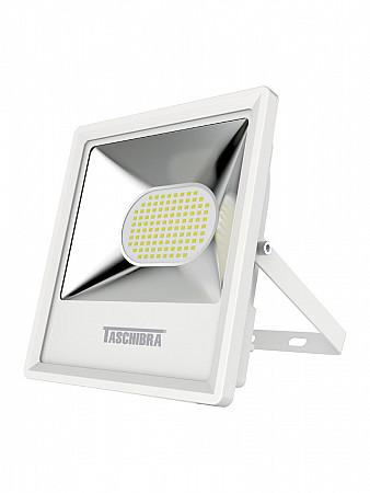 REFLETOR LED TR SLIM 100W BRANCO