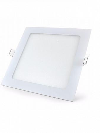 PAINEL LED LUX 12W QUADRADO | EMBUTIR