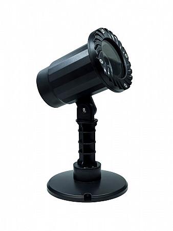 PROJETOR LED  - SNOWFLAKE -  4W