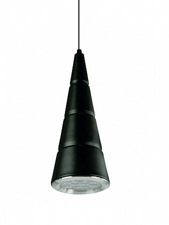 PENDENTE LED TPCL 12 12W 4000K PRETO